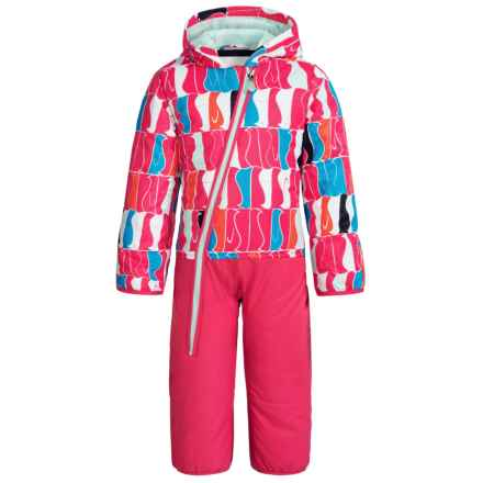 Roxy Rose Snowsuit - Waterproof (For Infant Girls) in Penguin - Closeouts
