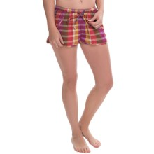 Roxy Runaway Shorts (For Women) in Apricot Brandy - Closeouts