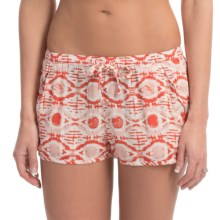 Roxy Runaway Shorts (For Women) in Blossom - Closeouts