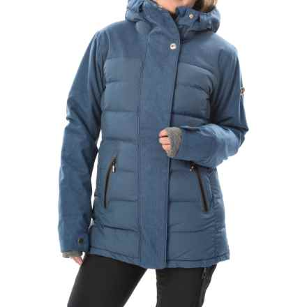 Roxy Torah Bright Crystalized Snowboard Jacket - Waterproof, Insulated (For Women) in Ensign Blue - Closeouts