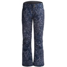 Roxy Torah Bright Supernova Pants - Insulated (For Women) in Baguera - Closeouts