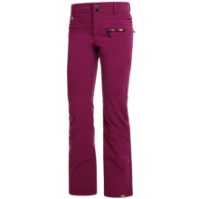Roxy Torah Bright Whisper Snowboard Pants- Waterproof (For Women) in Magenta Purple - Closeouts