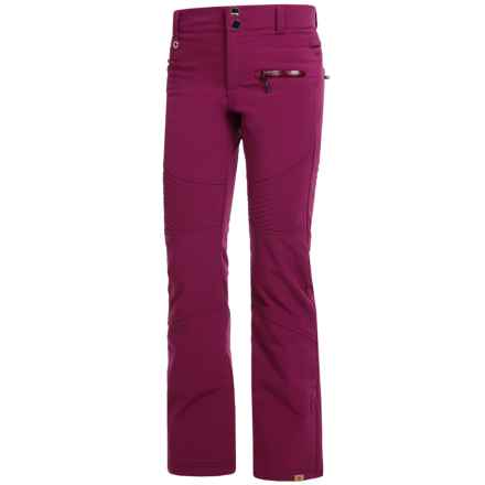 Roxy Torah Bright Whisper Snowboard Pants- Waterproof (For Women) in Magenta Purple - Closeouts