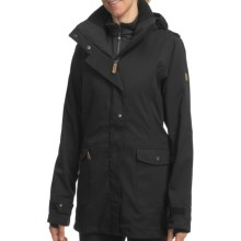 Roxy Unity 10K Shell Jacket (For Women) in True Black - Closeouts