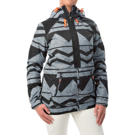 Roxy Valley Snowboard Jacket Waterproof, Insulated (For Women)