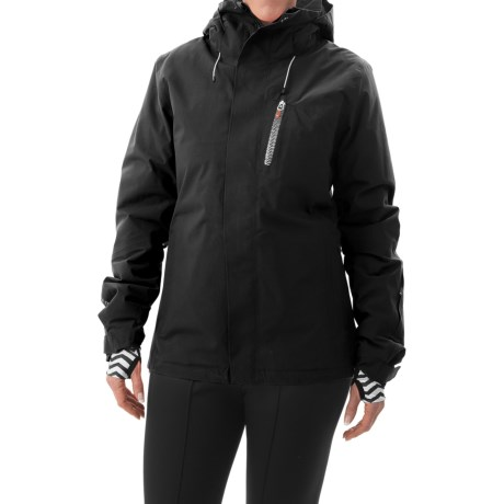 Roxy Wilder 2L Gore Tex(R) Snowboard Jacket Waterproof, Insulated (For Women)