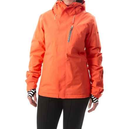 Roxy Wilder 2L Gore-Tex® Snowboard Jacket - Waterproof, Insulated (For Women) in Nasturtium - Closeouts