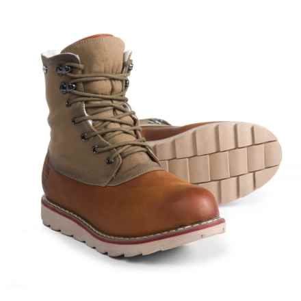 Royal Canadian Lasalle Pac Boots - Waterproof, Insulated (For Women) in Cognac - Closeouts