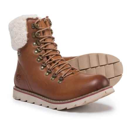 Royal Canadian Lethbridge Boots - Waterproof, Insulated (For Men) in Cognac - Closeouts