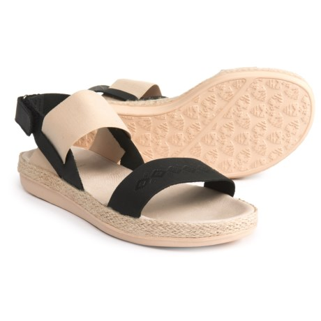 Royal Canadian Tobermory Espadrilles (For Women) in Black