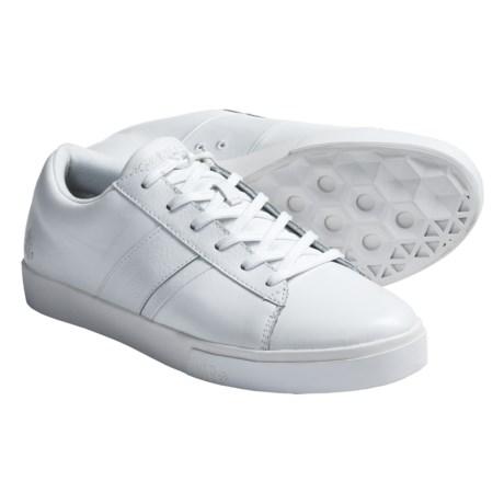 Royal Elastics Chehalis II Sneakers (For Men) in White/White