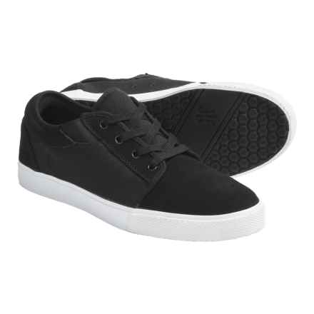 Royal Elastics Tickle II Sneakers (For Men) in Black/White - Closeouts
