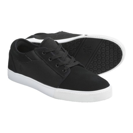Royal Elastics Tickle II Sneakers (For Men) in Black/White