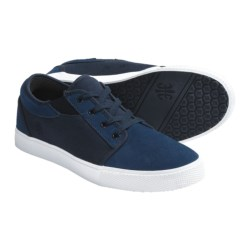 Royal Elastics Tickle II Sneakers (For Men) in Black/Black
