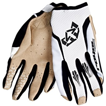 Royal Racing Blast Mountain Bike Gloves (For Men and Women) in White