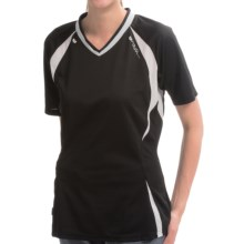 Royal Racing Concept Cycling Jersey - Short Sleeve (For Women) in Black/White - Closeouts