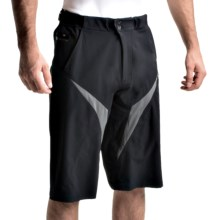 Royal Racing Esquire Bike Shorts - Removable Liner (For Men) in Black - Closeouts