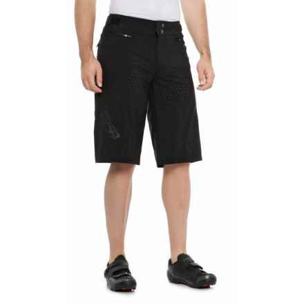 Royal Racing Impact Mountain Bike Shorts (For Men) in Black - Closeouts