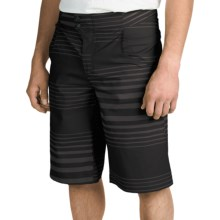 Royal Racing Matrix 2 Cycling Shorts - Removable Liner (For Men) in Black/Blue - Closeouts