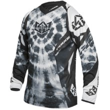 Royal Racing Race Mountain Bike Jersey - Long Sleeve (For Men) in Ash - Closeouts