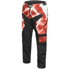 Royal Racing Race Mountain Bike Pants (For Men) in Molten Lava Red - Closeouts
