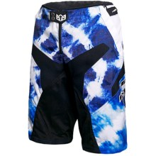 Royal Racing Race Mountain Bike Shorts (For Men) in Danube Blue - Closeouts