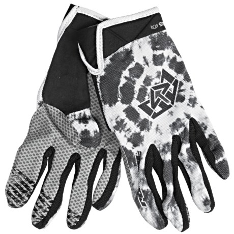 Royal Racing Signature Mountain Bike Gloves (For Men and Women) in Ash