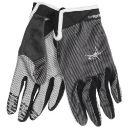 Royal Racing Signature Mountain Bike Gloves (For Men and Women) in Molten Lava Red