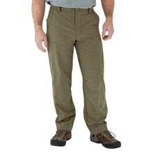 Royal Robbins Access Pants - UPF 50+ (For Men) in Light Olive - Closeouts