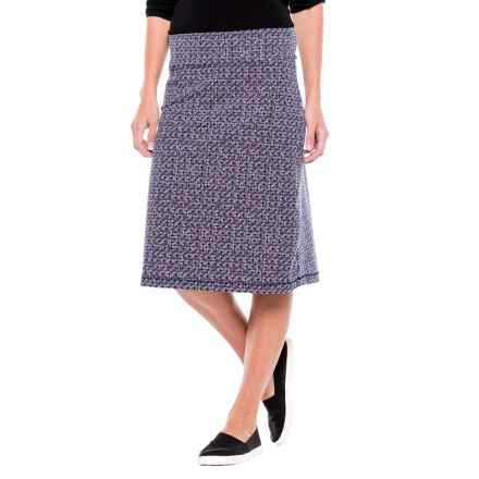 Royal Robbins Active Essential Talavera Skirt - UPF 50+ (For Women) in Navy - Closeouts