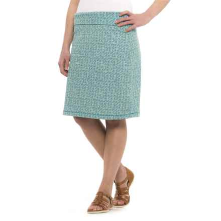 Royal Robbins Active Essential Talavera Skirt - UPF 50+ (For Women) in Reservoir - Closeouts