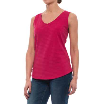 Royal Robbins Active Essential Tank Top - UPF 50+ (For Women) in Punch - Closeouts