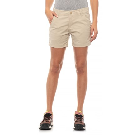 f3d294dd3c Royal Robbins Alpine Road Shorts - UPF 50+ (For Women) in Sandstone -