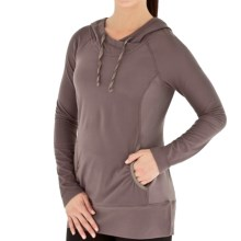 Royal Robbins Alpine Velvet Hoodie - UPF 50+ (For Women) in Taupe - Closeouts