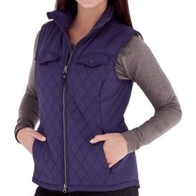 Royal Robbins Annie Vest - Insulated (For Women) in Dark Lavender - Closeouts