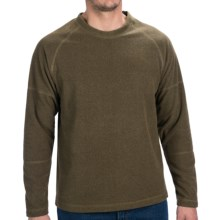 Royal Robbins Arcada Fleece Shirt - Long Sleeve (For Men) in Moss - Closeouts