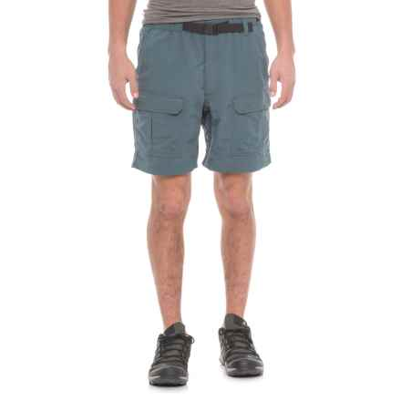 Royal Robbins Backcountry Shorts (For Men) in Lagoon - Closeouts