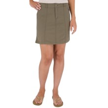 Royal Robbins Backcountry Skirt - Supplex® Nylon, UPF 50+ (For Women) in Everglade - Closeouts