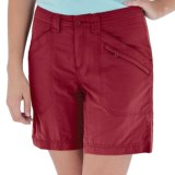Royal Robbins Backcountry Walker Shorts - UPF 50+, Supplex® Nylon (For Women)