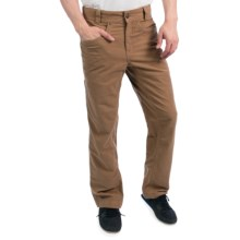 Royal Robbins Barstow Pants - UPF 50+, Moleskin (For Men) in Tan - Closeouts
