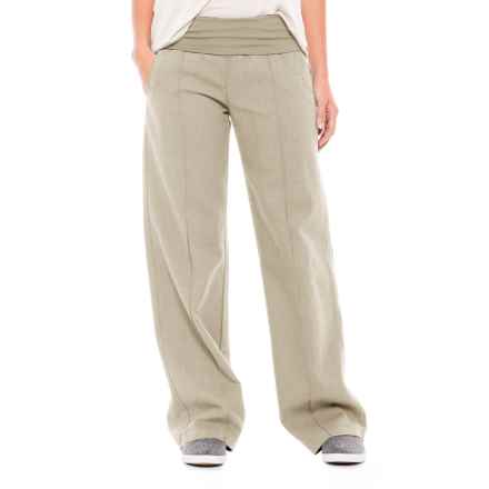 Royal Robbins Bay Breeze Pants (For Women) in Light Khaki - Closeouts