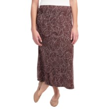 Royal Robbins Belle Epoque Skirt - UPF 50+ (For Women) in Bordeaux - Closeouts