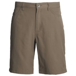 Royal Robbins Billy Goat® 6-Pocket Shorts - UPF 50+ (For Men) in Everglade