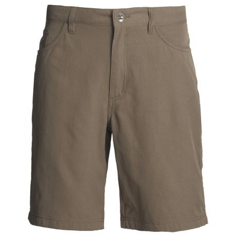 Royal Robbins Billy Goat® 6-Pocket Shorts - UPF 50+ (For Men) in Everglade