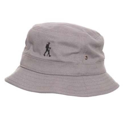 51810a4fcbbd7 Royal Robbins Billy Goat Chill Bucket Hat (For Men) in Slate - Closeouts