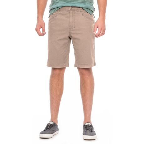 Royal Robbins Billy Goat® Hiker Shorts (For Men) in Khaki