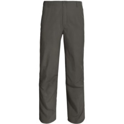 Royal Robbins Billy Goat Mountain Performance Pants - UPF 50+ (For Men) in Obsidian