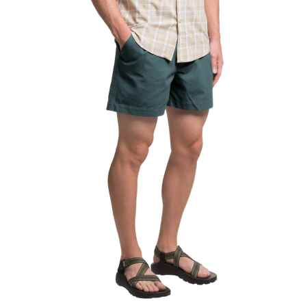 Royal Robbins Billy Goat Shorts - UPF 40+ (For Men) in Lagoon - Closeouts