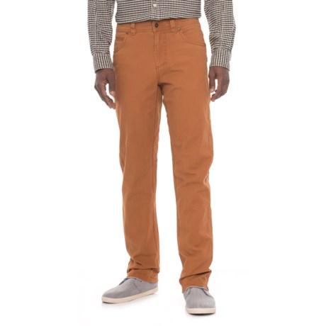 Royal Robbins Billy Goat® Stretch Boulder Pants - UPF 50+, Organic Cotton (For Men)