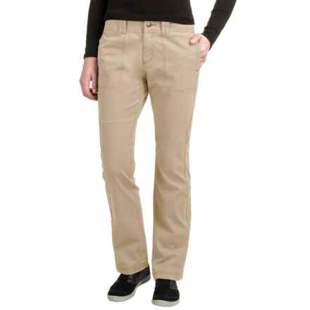 Royal Robbins Billy Goat® Stretch Pants - UPF 50+ (For Women) in Sandstone - Closeouts